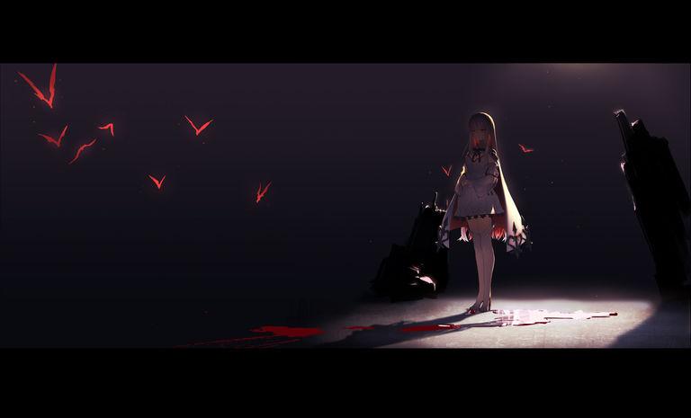 【Pixivision】温柔地笼罩着你。美丽的黑暗特辑